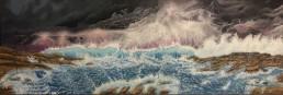 Angry Storm - Art print