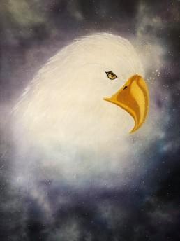 Eagle - Art print