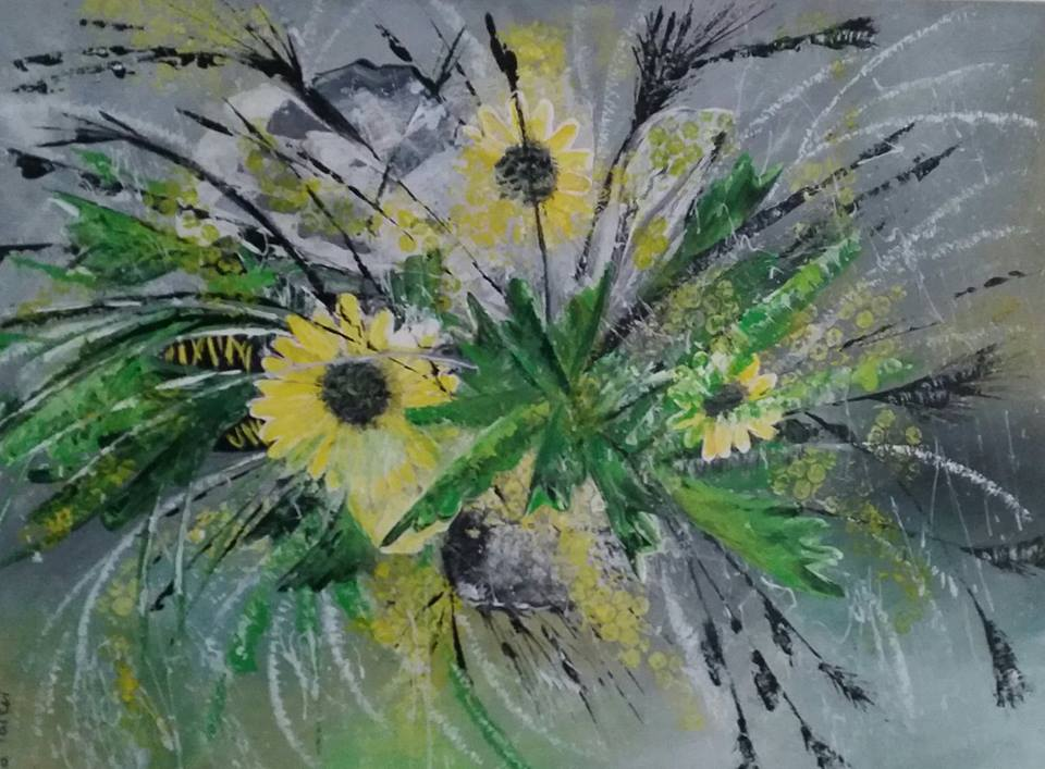 Floral 2 - Art print