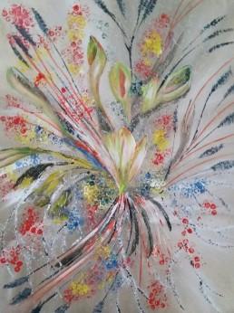Floral 3 - Art print