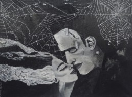 Frankie - Art print