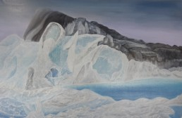No 11 - Antarctica - Painting