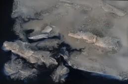 No 15 - Antarctica 3D - Resin art