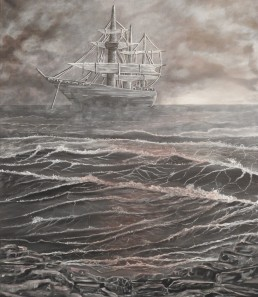 No 8 - Sailor's Past - Painting