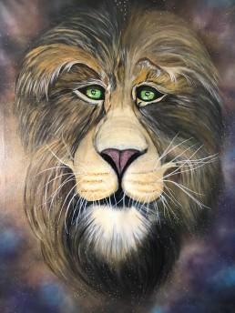 Lion 2 - Art print
