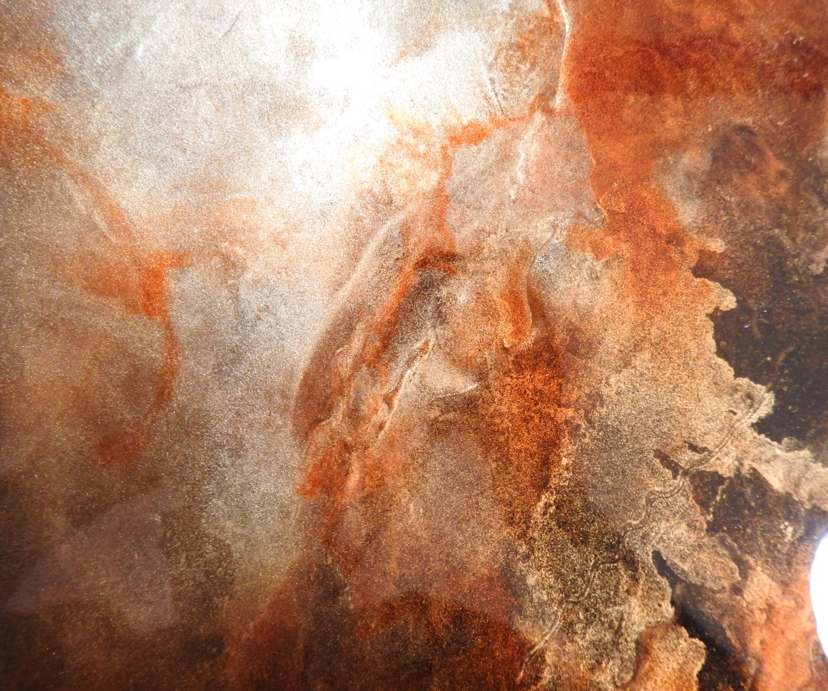 Outer Space 5 - Series 1 - Art print