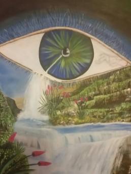 Tears of joy - Art print