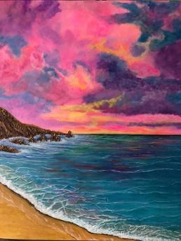 Tropical 1 - Art print