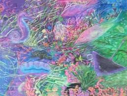 Underwater Haven - Art print