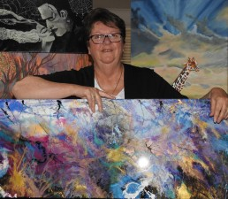 Donna Parker, Artist